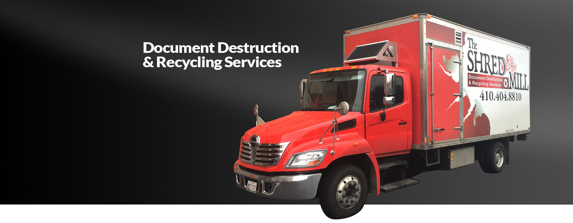 Document Destruction & Recycling Services